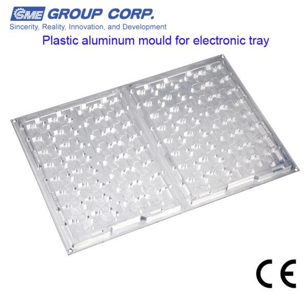 tray aluminium mould